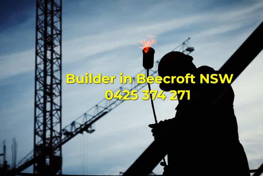 Builder Beecroft 1