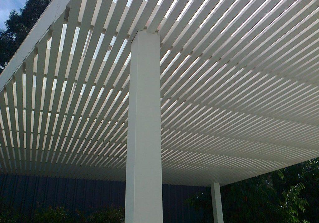 Outdoor Structures, Pergola