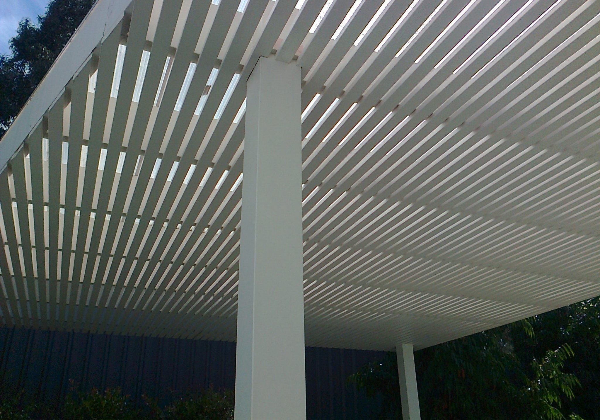 Outdoor Structures, Pergola